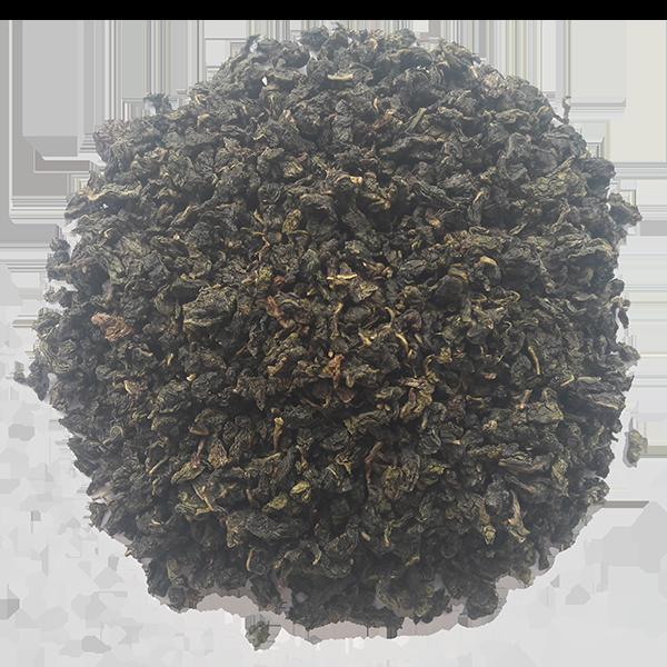 Чай зеленый ''Молочный улун ' (крупнолистовой) Китай